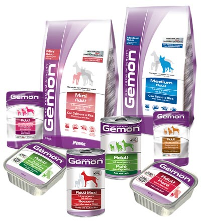Prodotti Gemon Cani