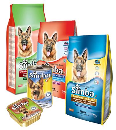 Simba alimento cane