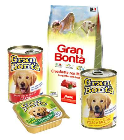 Gran bontà per cani