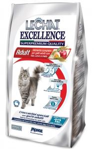 lechat excellence gatto secco croccantini adult