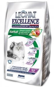 lechat excellence gatto secco croccantini hairball