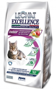 lechat excellence gatto secco croccantini indoor