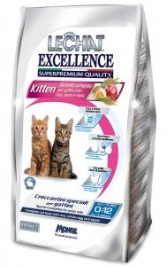 lechat excellence gatto secco croccantini kitten