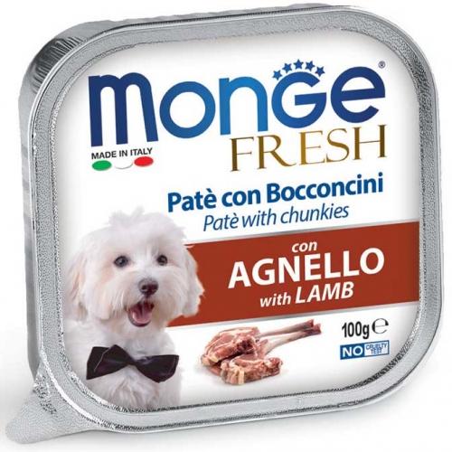 monge_cane_umido_fresh_pate_e_bocconcini_con_agnello