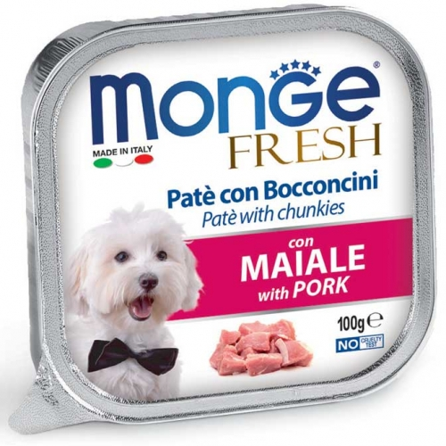 monge_cane_umido_fresh_pate_e_bocconcini_con_maiale