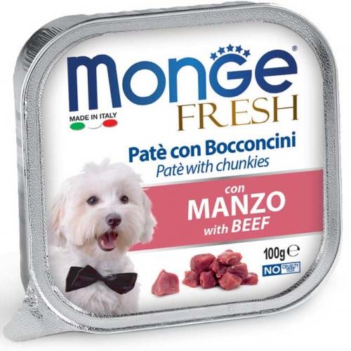 monge_cane_umido_fresh_pate_e_bocconcini_con_manzo