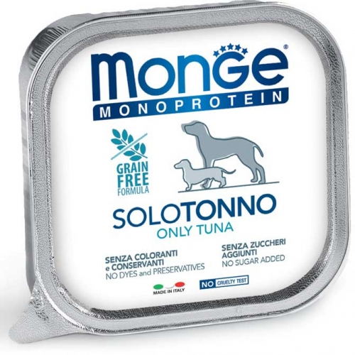 monge_cane_umido_monoproteico_solo_tonno