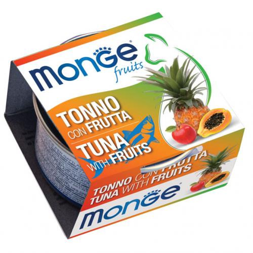 monge_gatto_umido_fruits_tonno_con_frutta
