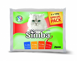 simba gatto umido buste multipack buste