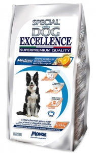 special dog excellence cane secco crocchette medium adult