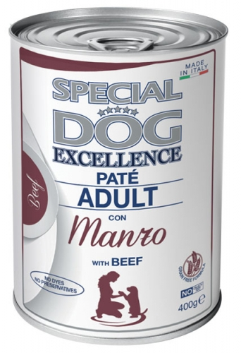 special_dog_excellence_cane_umido_pate_con_manzo_adult