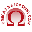 Omega 3 & 6 for shiny coat