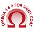 Omega 3 & 6 for shiny coat