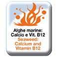 Alghe marine, calcio e vitamina B12