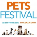 Oggi e domani siamo a Piacenza per partecipare a Petsfestivalhellip