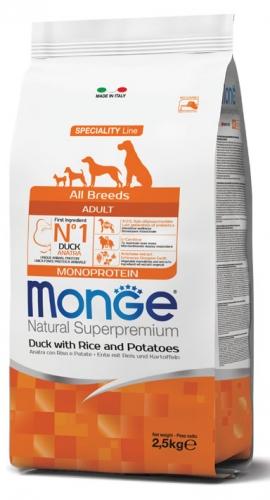 monge_cane_secco_all_breeds_adult_monoprotein_anatra_con_riso_e_patate