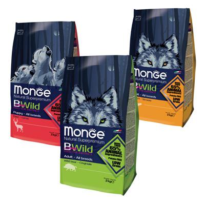 B wild Monge