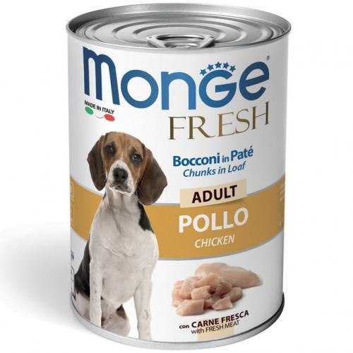 monge_cane_umido_fresh_bocconi_in_Pate_con_pollo