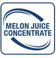 Concentrato di succo di melone