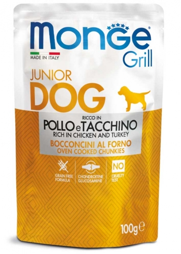 monge_cane_umido_grill_bocconcini_jelly_pollo_e_tacchino_junior_ITA