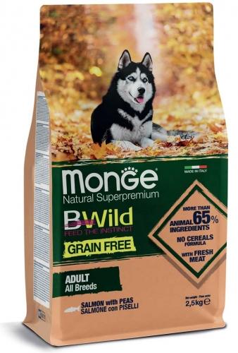monge_cane_secco_bwild_all_breeds_adult_salmone_con_piselli