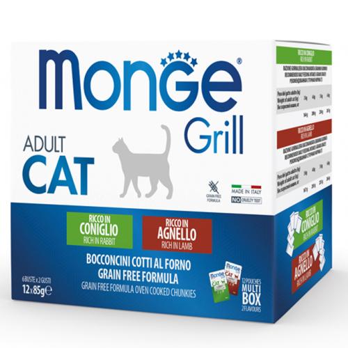 monge_gatto_umido_buste_grill_multipack_buste_coniglio_agnello_adult