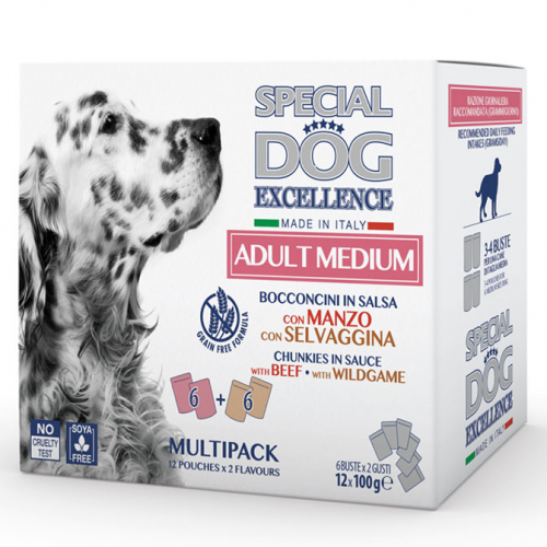 special_dog_excellence_cane_umido_buste_multipack_buste_adult_medium_manzo_selvaggina